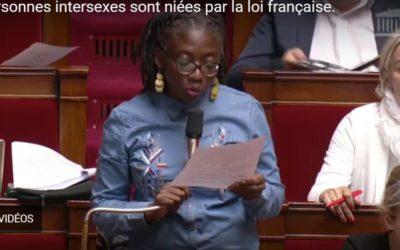 Vidéo – Les personnes intersexes sont niées par la loi française.