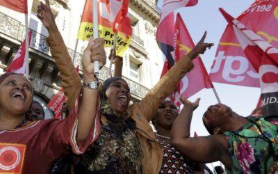 Communiqué de soutien aux grévistes de l'hôtel Park Hyatt !