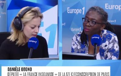 """Video – Europe 1 : """"Il s'agit d'une affaire politique, clairement"""" (Matinale du 19/10/18)"""