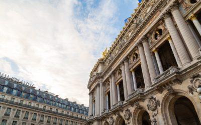 Question écrite sur la carence de président du conseil d'administration de l'Opéra de Paris