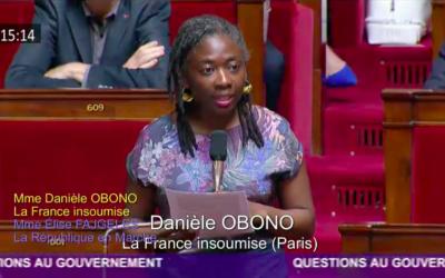 """Question au gouvernement – """"Quelles mesures allez-vous prendre pour répondre à la situation sanitaire grave en Guadeloupe ?"""""""