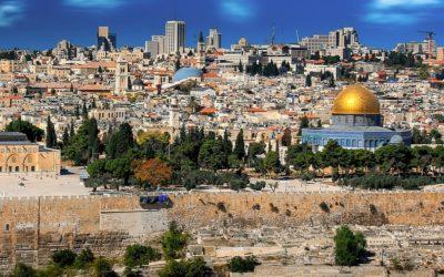 Question écrite à M. le ministre de l'Europe et des affaires étrangères sur le statut de la ville de Jérusalem suite aux déclarations de M. Donald Trump
