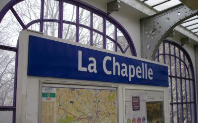 Solidarité avec les habitant∙e∙s et les migrant∙e∙s de la Chapelle-Pajol !