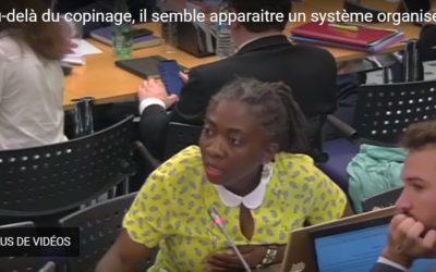 Affaire Benalla – Audition de M. Gibelin, directeur de l'ordre public et de la circulation à la préfecture de police de Paris
