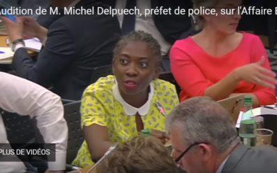 Affaire Benalla – Audition de Michel Delpuech, préfet de Paris