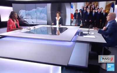 """Video – France 24/RFI : """"Ce remaniement, c'est plus de l'ennui qu'autre chose"""""""