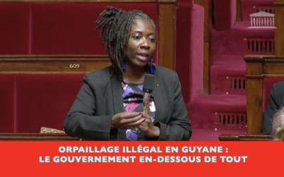 Vidéo – Orpaillage clandestin en Guyane : le gouvernement en-dessous de tout