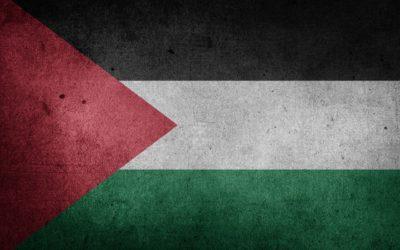Question écrite au ministre des Affaires étrangères sur la situation des enfants palestiniens prisonniers de l'État d'Israël.