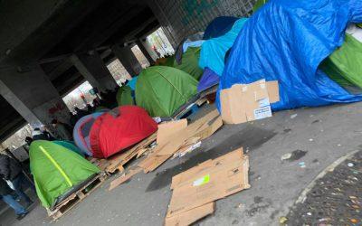 Lettre à Christophe Castaner sur la réforme de l'hébergement des migrant·es