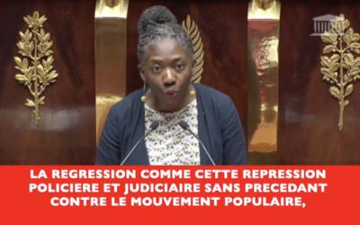 Vidéo – Projet de loi Justice : une régression politique, sociale et démocratique