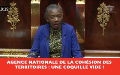 Vidéo – Discussion générale :  Agence nationale de la cohésion des territoires, une nouvelle coquille vide