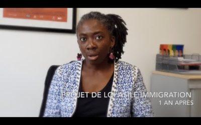 Loi asile immigration : 1 an après