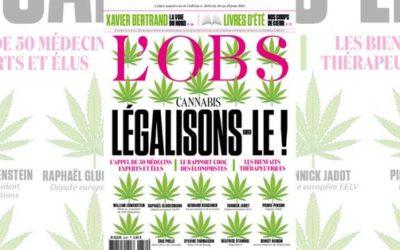 """Communiqué – """" Pourquoi nous voulons légaliser le cannabis ? """""""