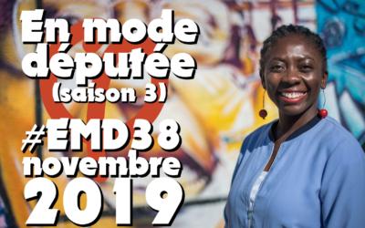 #EMD38 – Revue d'activité parlementaire : mobilisation générale ! (novembre 2019)