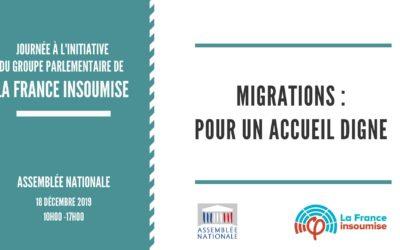 Débats – Migrations : pour un accueil digne