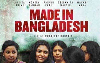 """Cinéma – """"Made in Bangladesh"""" : un film sur l'amitié, la révolte…et la fabrication de nos t-shirts !"""