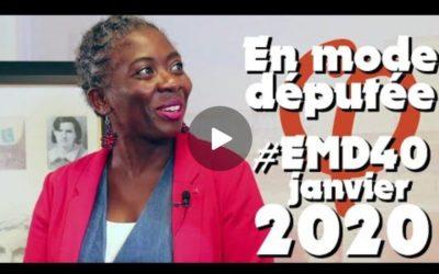 #EMD40 – Revue d'activité parlementaire : retraites, bifurcation, mobilisation (janvier 2020)