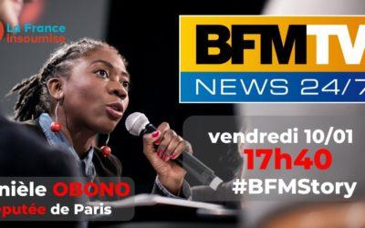 Retraites – Répression et violences policières : Lallement, Castaner, démission ! (BFM TV)