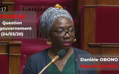 Question au gouvernement  – COVID-19 : planification sanitaire, tests massifs, confinement ciblé