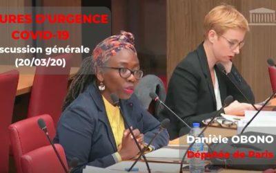 Commission – COVID-19 : la protection de la population avant tout