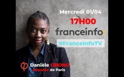 Actu – COVID-19 : l'indispensable contrôle parlementaire (France Info TV)