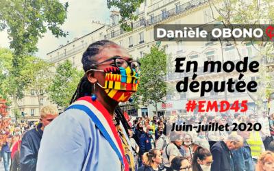 #EMD45 – Revue d'activité parlementaire : retour sur les grands moments de la session
