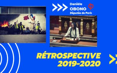 Rétrospective 2019-2020 : une session haute en couleur !