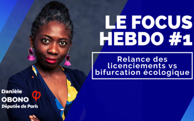 Focus hebdo #1 : relance des licenciements vs bifurcation écologique